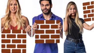 Enquete BBB: Kerline, Rodolffo ou Sarah; quem você quer eliminar? Vote