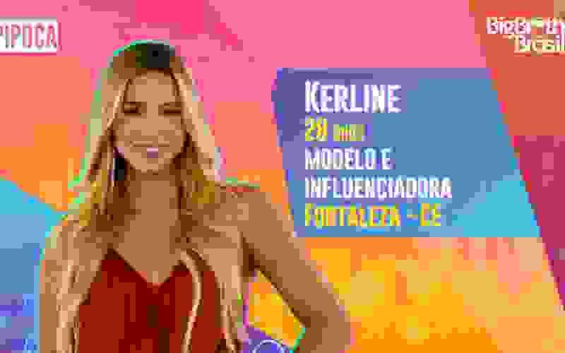 Kerline é participante do BBB21; conheça!